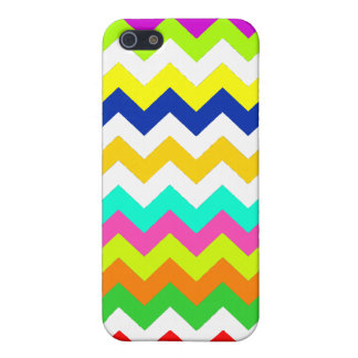 Anything But Gray Chevron iPhone 5 Cases