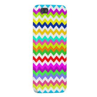 Anything But Gray Chevron iPhone 5/5S Cover