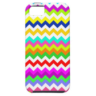 Anything But Gray Chevron Tough iPhone 5 Case