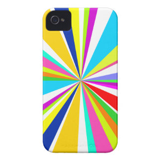 Anything But Gray With A Spin iPhone 4 Case