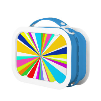 Anything But Gray With A Spin Lunch Boxes