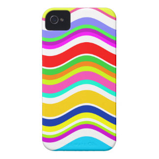 Anything But Gray With Curves Case-Mate iPhone 4 Case