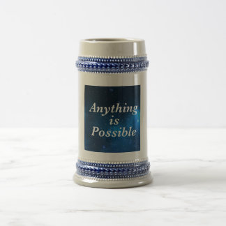 Anything is Possible 22 oz. Stein