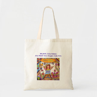 Anything Is Possible Fairy Tote Bag