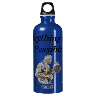 Anything of Possible Body Builder SIGG Traveller 0.6L Water Bottle