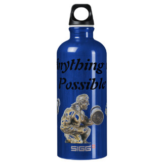 Anything of Possible Weightlifting SIGG Traveller 0.6L Water Bottle