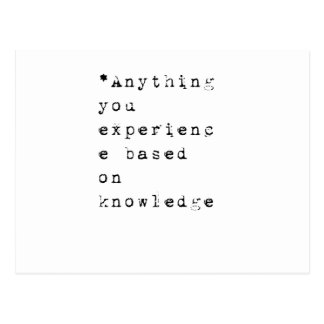 Anything you experience -large.pdf postcard