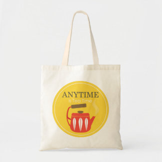 Anytime is Tea Time Tote Bag