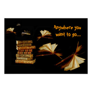 Anywhere you want to go! poster