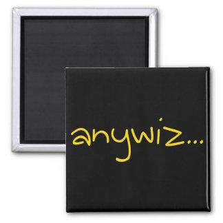 anywiz square magnet