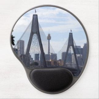ANZAC Bridge Mousepad Gel Mouse Pad
