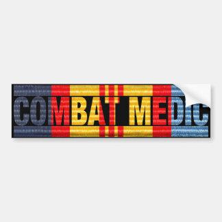 ANZAC Vietnam Medal COMBAT MEDIC Sticker Bumper Stickers
