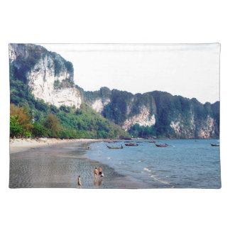 Ao Nang Beach, Krabi Placemat