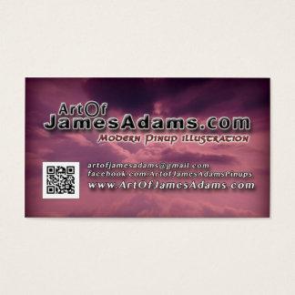 AOJA 2013 Business Card