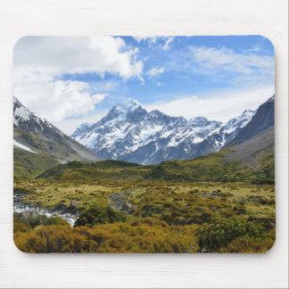 Aoraki / Mount Cook Mouse Pad