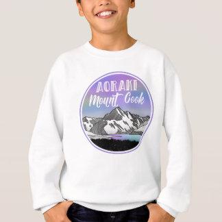 Aoraki Mount Cook New Zealand Sweatshirt