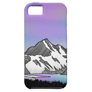 Aoraki Mount Cook NZ Case For The iPhone 5
