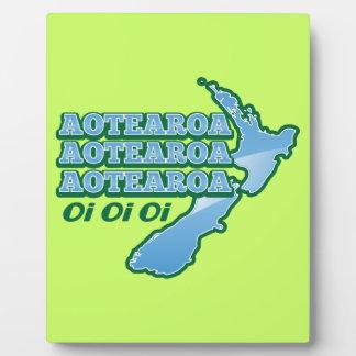 Aotearoa Aotearoa Aotearoa oi oi oi! from The Kiwi Photo Plaques