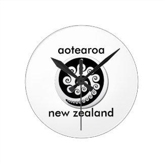 aotearoa new zealand 2 round clock