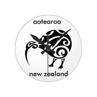 aotearoa new zealand 3 round clock