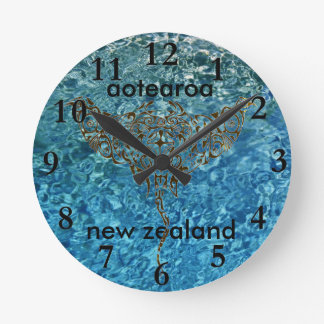aotearoa new zealand clock stingray 25