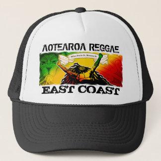 AOTEAROA REGGAE EAST COAST TRUCKER HAT