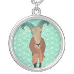 Aoudad Art Turqoise Necklace