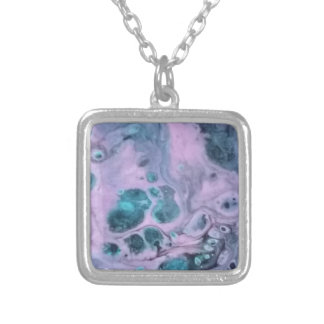 AP 4 SILVER PLATED NECKLACE