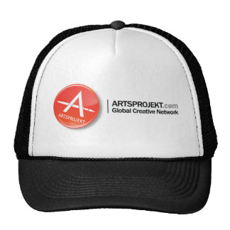 AP-GlobalCreativeNetwork Logo Mesh Hat