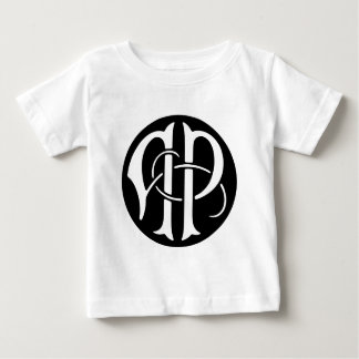 AP Monogram Baby T-Shirt