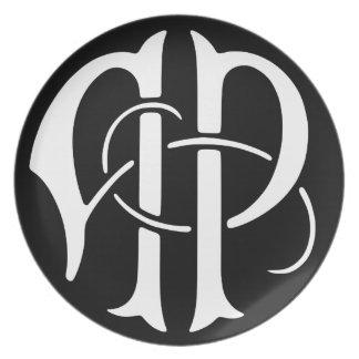 AP Monogram Plates