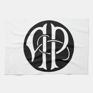 AP Monogram Tea Towels