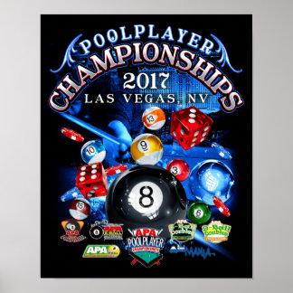 APA 2017 Las Vegas Championships Poster