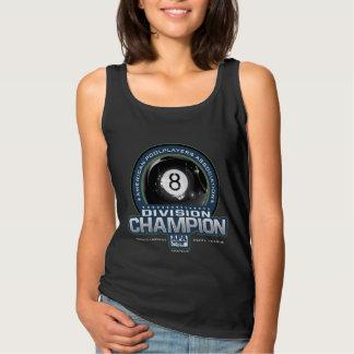 APA 8 Ball Division Champs Singlet