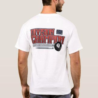 APA Division Champs 8 Ball T-Shirt