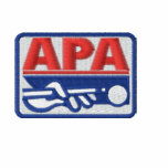 APA Full Colour Logo Embroidered Jackets
