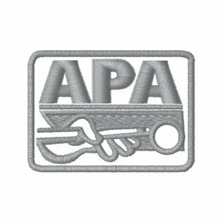 APA Logo - Grey Polo