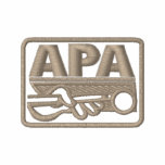 APA Logo - Tan Polo
