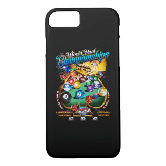 APA World Pool Championships 2017 iPhone 8/7 Case