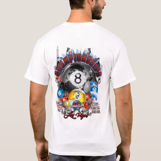 APA World Pool Championships Las Vegas T-Shirt