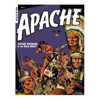 Apache 1 postcard