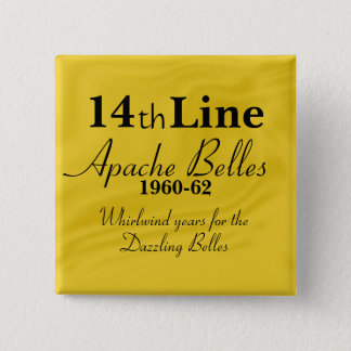 Apache Belles 14th Line 15 Cm Square Badge