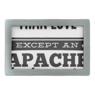 Apache Belt Buckle