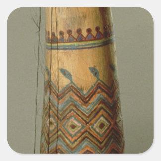 Apache fiddle, from Arizona Square Sticker