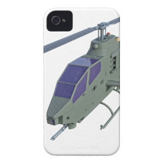 Apache helicopter in front view Case-Mate iPhone 4 cases