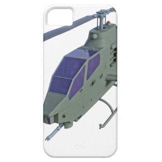 Apache helicopter in front view iPhone 5 cover