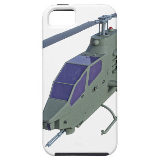 Apache helicopter in front view iPhone 5 covers