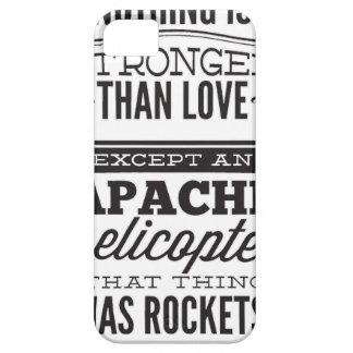Apache iPhone 5 Case