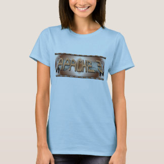 Apache Knife Fighting Tee Shirt