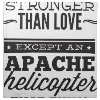 Apache Napkin